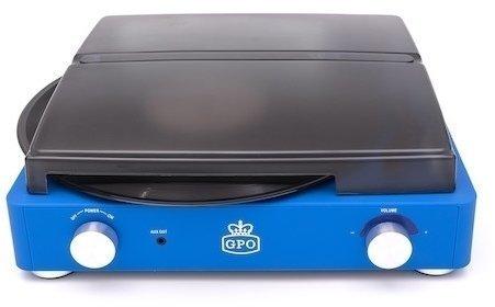 GPO Retro Stylo II Cobalt Blue