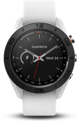 Garmin Approach S60 White