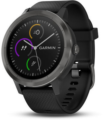 Garmin vívoactive 3 Black Silicone/Slate