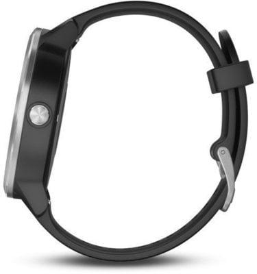 Garmin vívoactive 3 Black Silicone/Stainless Steel