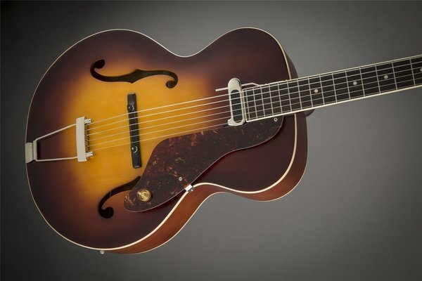 Gretsch G9555 New Yorker Archtop Katalox FB with Pickup VS