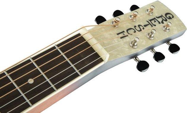 Gretsch G9230 ''BOBTAIL'' Deluxe Resonator Guitar Katalox FB SN