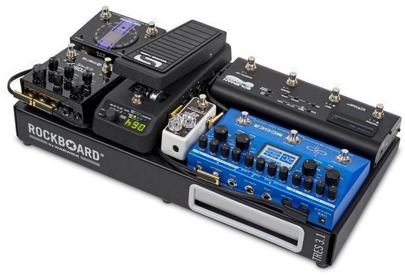 RockBoard Flat MIDI Cable - 60 cm Black