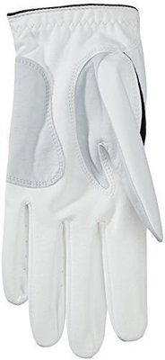 Footjoy WeatherSof Mens Golf Glove White LH 2XL