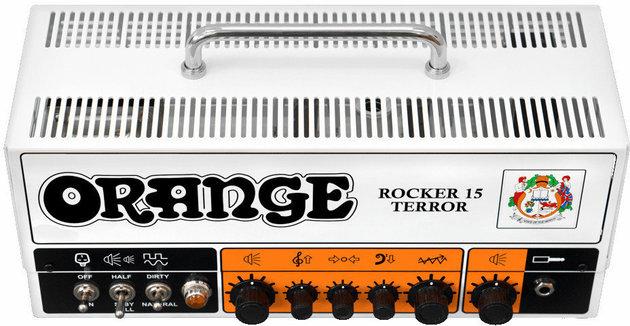 Orange Rocker 15 Terror