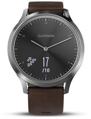 Garmin vívomove HR Premium Silver L