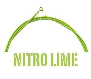 Aurora Premium Electric Guitar Strings Heavy 11-50 Nitro Lime