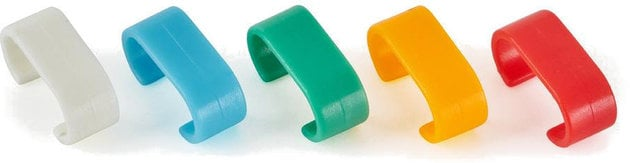 RockBoard Color Code Rings for Flat Patch Cable