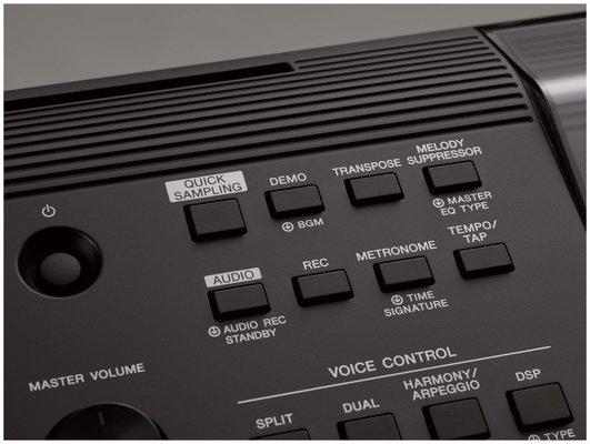 Yamaha PSR-E463