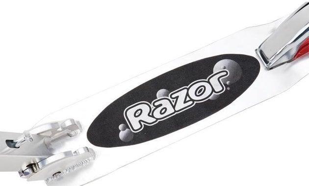 Razor A5 Lux Silver