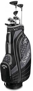 Callaway Solaire 18 Black 8-piece Ladies Set Right Hand