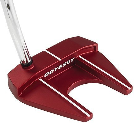 Odyssey O-Works Black 7 PutterWinn Red 35 Right Hand