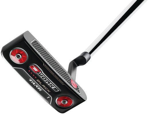 Odyssey O-Works Black 1 Tank Putter SuperStroke 2.0 38 Right Hand