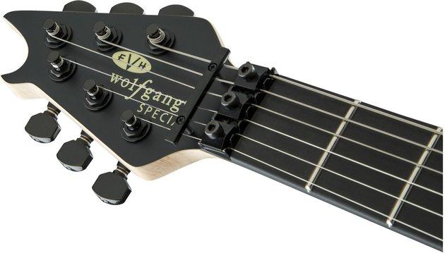EVH WG Wolfgang Special LH Stealth Black