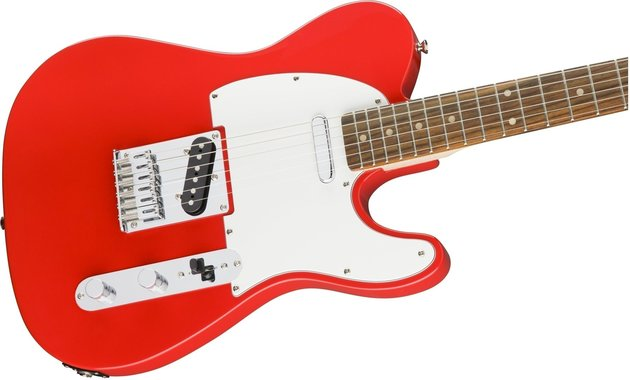 Fender Squier Affinity Series Telecaster IL Race Red
