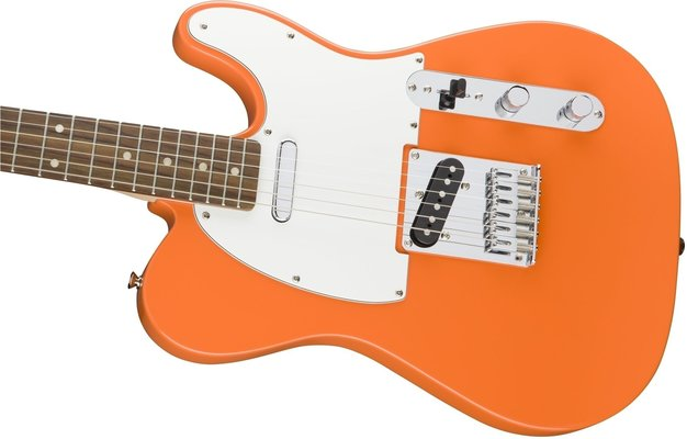 Fender Squier Affinity Series Telecaster IL Competition Orange