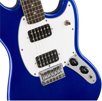 Fender Squier Bullet Mustang HH IL Imperial Blue
