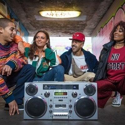 GPO Retro Brooklyn - Silver