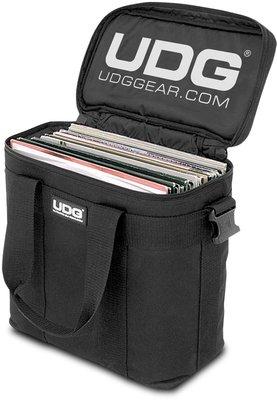 UDG Ultimate StarterBag Black / White logo