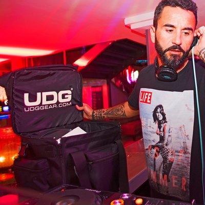 UDG Ultimate Softbag LP 90 Slanted Black