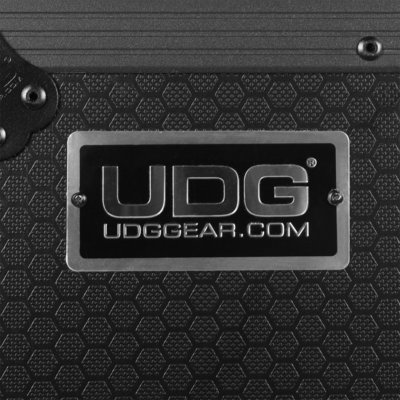 UDG Ultimate Flight Case Pioneer DDJ-RZX Black Plus