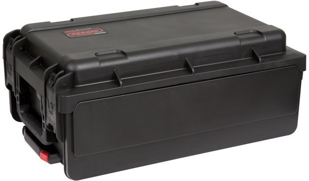 SKB Cases Injection Molded 2U Studio Flyer Rack Case Black