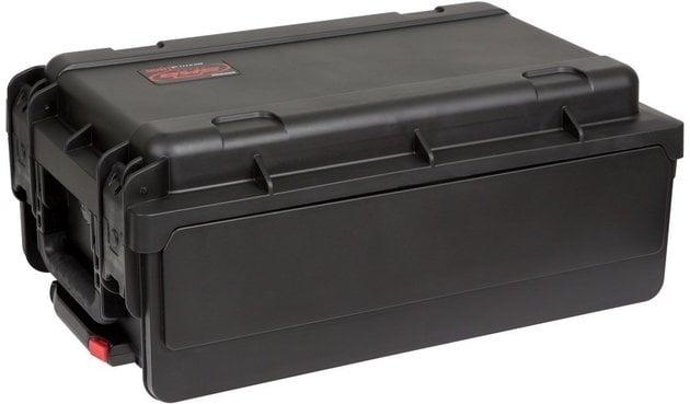 SKB Cases Injection Molded 2U Studio Flyer Rack Case Black