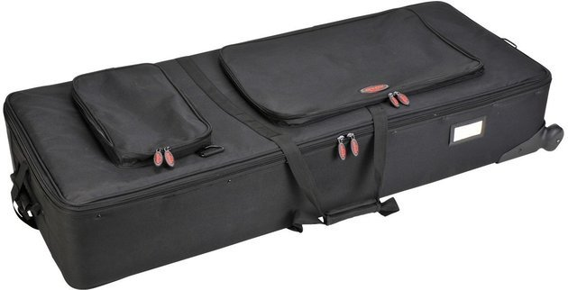SKB Cases 61 Note Arranger Keyboard Soft Case Black