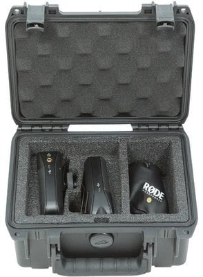 SKB Cases iSeries 3i0806-3-ROD RodeLink Wireless Case Black
