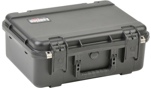 SKB Cases iSeries Waterproof Wireless Eight Mic Case Black
