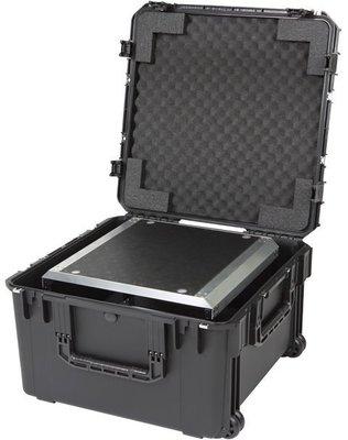 SKB Cases 6U iSeries Fly Rack 19'' Black