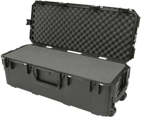 SKB Cases iSeries 3613-12 Waterproof Case withlayered foam Black