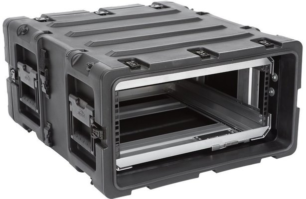 SKB Cases 4U Removable 20'' Shock Rack Black