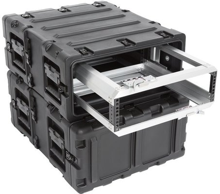 SKB Cases 5U Removable 20'' Shock Rack Black