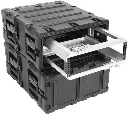 SKB Cases 7U Removable 20'' Shock Rack Black