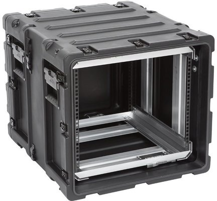 SKB Cases 9U Removable 20'' Shock Rack Black