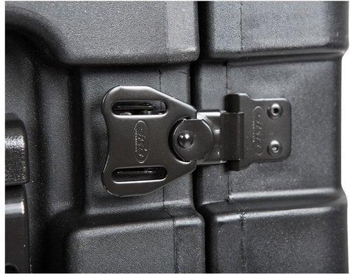 SKB Cases 11U 20'' Static Shock Rack Black
