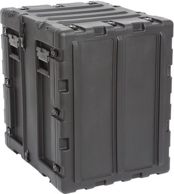 SKB Cases 14U 20'' Static Shock Rack Black