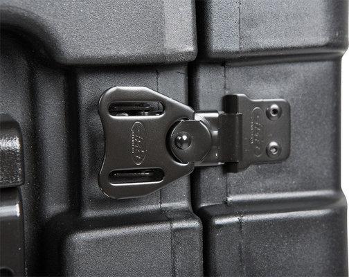 SKB Cases 3U 20'' Static Shock Rack Black
