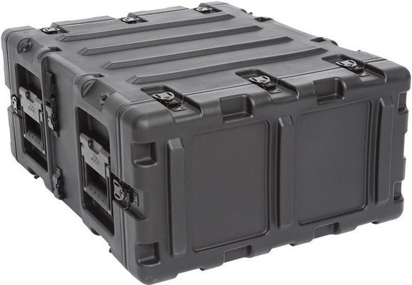 SKB Cases 5U 20'' Static Shock Rack Black