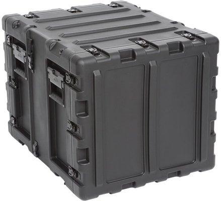 SKB Cases 9U 20'' Static Shock Rack Black