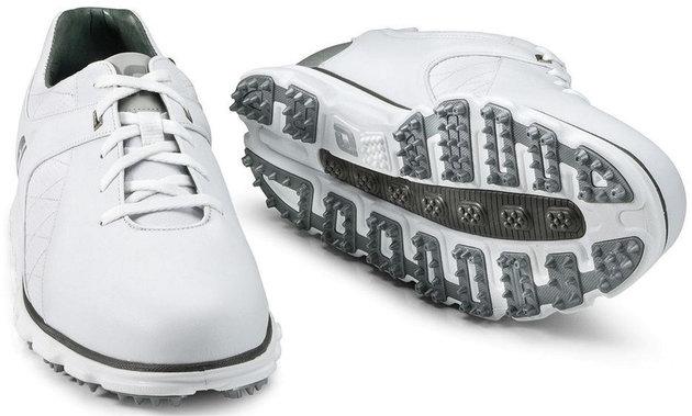 Footjoy Pro SL Mens Golf Shoes White/Silver US 9,5