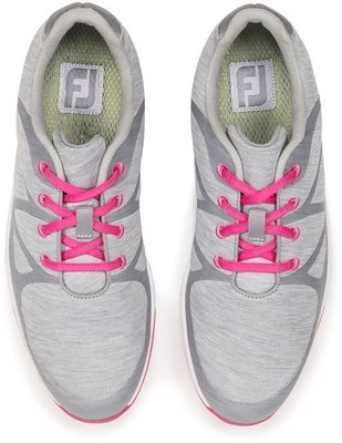Footjoy Leisure Womens Golf Shoes Light Grey US 6