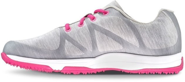 Footjoy Leisure Womens Golf Shoes Light Grey US 8