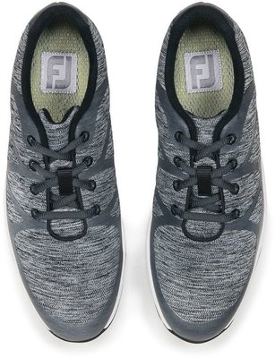 Footjoy Leisure Womens Golf Shoes Charcoal US 7,5