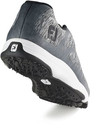 Footjoy Leisure Womens Golf Shoes Charcoal US 8,5