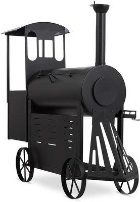 Klarstein Dampflok Black