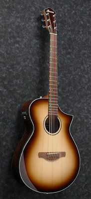 Ibanez AEWC300 Natural Browned Burst High Gloss
