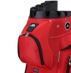 Big max Silencio 2 Black/Red Cart Bag