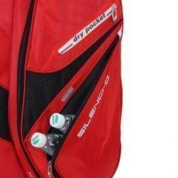 Big Max Silencio 2 Black/Red Cart Bag